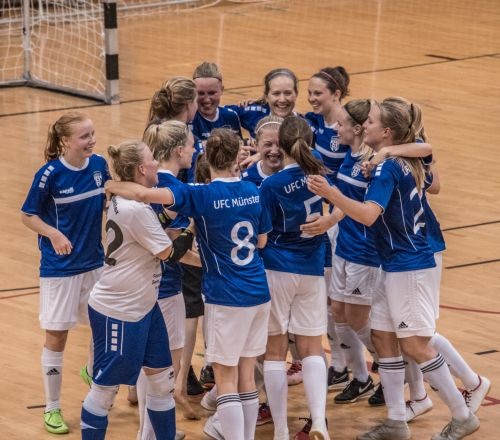 Eight day of the EUC Futsal clears last finalists